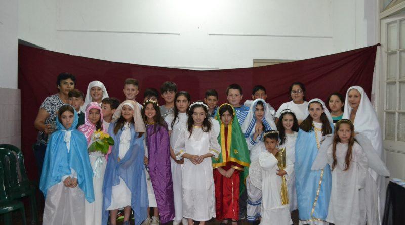 Fiesta de Todos los Santos en Rawson