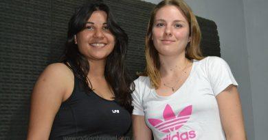 Profesoras de educación física, Mariana Pérez y Sol Millán