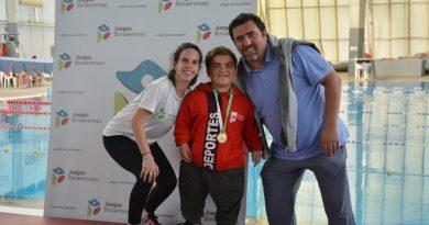 Medalla de oro para Leonel Cataldo