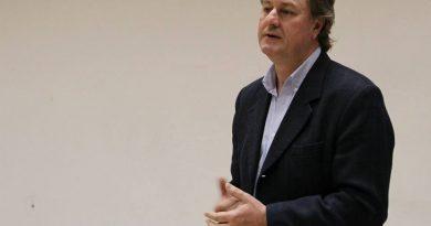 Omar Duclós, director del Organismo de Control Eléctrico de la Provincia (Oceba)