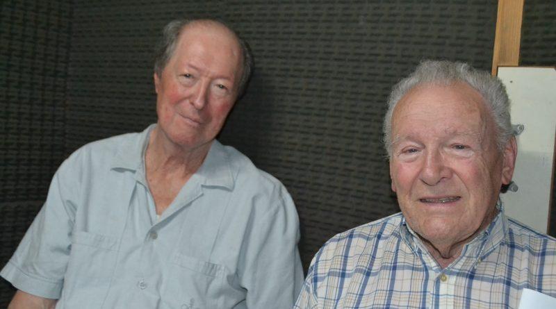Alfredo Hey y Norberto Pérez