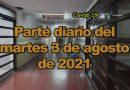 17 casos positivos de covid-19 en Chacabuco y dos en Castilla