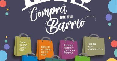 """Economía de cercanía: """"Comprá en tu barrio"""""""