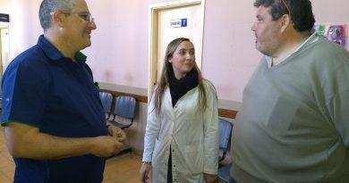 Transportistas: ahora el psicofísico en Chacabuco