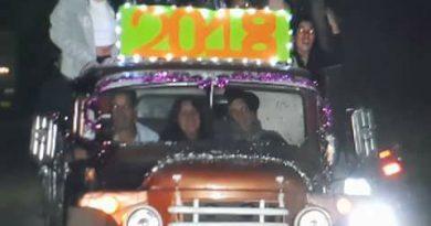 ¿Qué pasó que no fue parte de la tradicional caravana el Rastrojero de la familia Uhalt-Méndez?