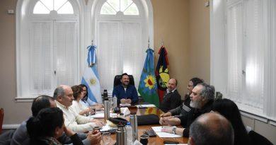 Reunión de la Comisión de Relaciones Laborales