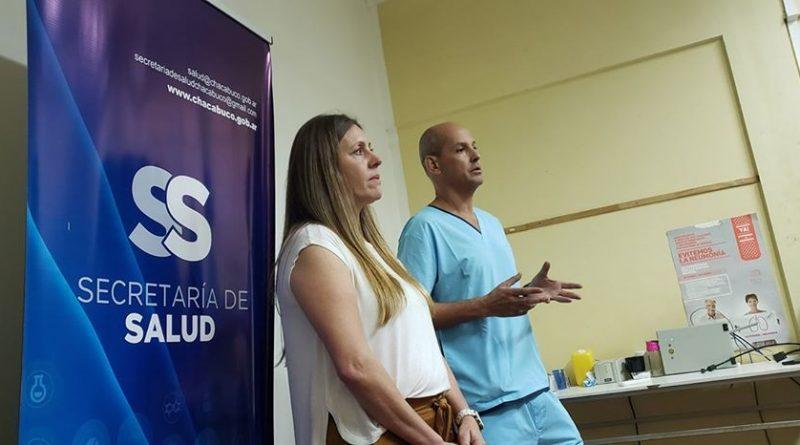 Romina Sclavi y Ignacio Gastaldi