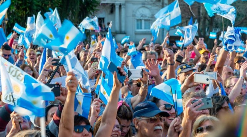Segunda marcha del #SíSePuede en Junín