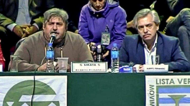 Julián Domínguez que fue uno de los representantes del gremio de mecánicos en la tarea de alcanzar el pacto social