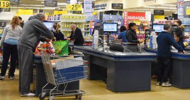 La inflación de marzo fue de 4,7% y alcanzó 54,7 por ciento en los últimos 12 meses